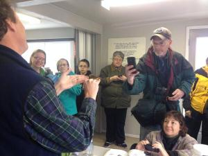 Tweet Folks at Long Point Bird Observatory Norfolk County