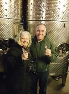 Bonnie Preece & Ron Barr