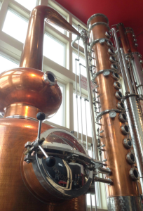 Stills at Finger Lakes Distilling