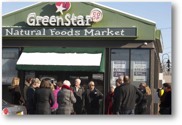 Developing local bonds at GreenStar