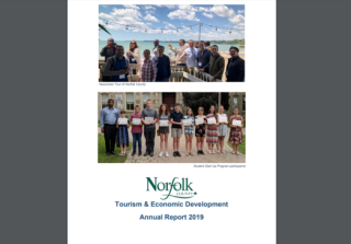 Norfolk County Annual Report