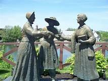 Statue Seneca Falls